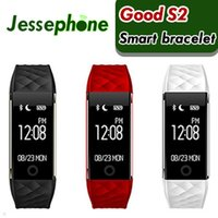 50X Bluetooth Smart Band S2 Wristband Heart Rate Monitor IP6...