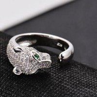luxury brand designer rings S925 sterling silver rings for w...