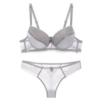 Wholesale sexy women france for sale - ABC sexy bra set lace push up women  underwear 107ec03ac