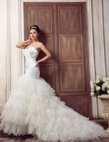 free shipping 2018 tulle hip long formal brides maid dress s...