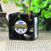 Para el nuevo AVC DB04028B12U 4028 12V 0.66A 4 cm 4-wire PWM server fan