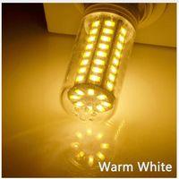 سيليكون الصمام مصباح يعتم الذرة لمبة 110 فولت 220 فولت g4 g8 g9 e11 e14 e17 ba15d دافئ / نقي / بارد ضوء أبيض استبدال مصباح الهالوجين