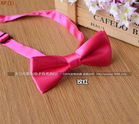 45pcs  lot Handmade Kid Child Bowtie Bow Tie Factory Outlet ...