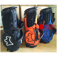 New Model Light Weight Golf Stand Bag + Free Golf Hat Cap Su...