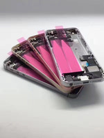 For iphone 5S full housing with the small parts, 5s housing ...