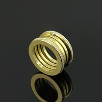 2018 New arrival 316L Stainless Steel Rings with spring and ...