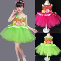 прекрасный танец платье девушки сальса танец платье для девочек современные танцевальные костюмы для девочек дети носят одежду дети