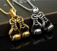 18K Gold silver Plate Necklace Fitness Fashion Stainless Ste...