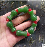 Wholesaler and jade vase bracelet beautiful small vase brace...
