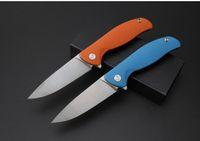 высокое качество Широгоров D2 G10 ручка 58-60HRC складной нож кемпинг нож выживания 1шт