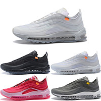 2019 New Sports OFF Cushion 97 OG X The Ten Men Running Shoe...