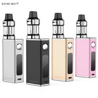 50pcs lots EVOD MT3 P8 50W Box Mod Vape with 2. 5ML Mini Tank...