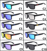 Polarized sunglasses Summer Newest Men Sport SUN Glasses Wit...
