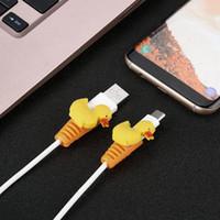 1 шт. кабель защищает для Iphone кабель шнур телефона аксессуар защищает милый новый моталки протектор кабеля для iphone