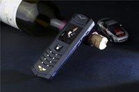 Unlocked Lüks Altın İmza 8800 Cep Telefonu paslanmaz çelik deri vücut MP3 Kamera bluetooth metal cep telefonu ücretsiz kapak Ile