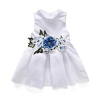 スパンコールの女の子パーティードレスフライスリーブパープルピンクチュチル子供女の子の服子供のドレス2-7Y送料無料