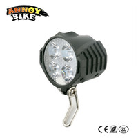 New Style 12W LED Spotlight Bicycle Highlight Built- in Trump...
