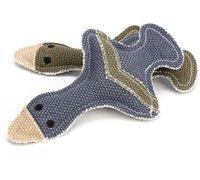 Ropa de perrito del gato de sonido Juguetes pato Forma chillona mascotas masticables para perros Juguete Material caliente de la venta 4 27zj C R