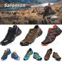 Salomon x Ultra gtx Zapatillas de running para hombre Colorways Designer sneakers speedcross 3 Zapatillas deportivas para hombre Salomon XA Outdoor Shoes
