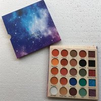 Makeup Eyeshadow Palette 25 Colori cosmetici ombretti bellezza professionale Glitter Matte Pigmented Shimmer Beauty DHL