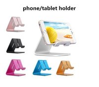 New Aluminum Mobile Phone Tablet Holder for iphone 8x 7 Smar...