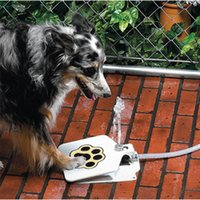 Pet Outdoors Portable hose Sport Pet Dog Water Foutain Drink...