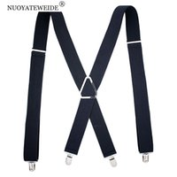 Suspenders Men Skinny Brace Business Trousers Pants Strap fo...