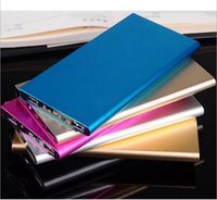 Ultrathin Portable External Battery Charger Power Bank for C...