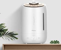 Deerma DEM-F600 mini-humidificateur d'air de bureau 5L Aromathérapie bureau chambre humidification de l'air à domicile atomisation blanche