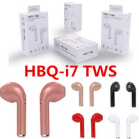 HBQ i7 TWS Wireless Earphones Mini Bluetooth Headphones V4. 2...