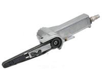 Ponceuse pneumatique à courroie pneumatique 10X330mm, machines-outils de ponçage pneumatiques