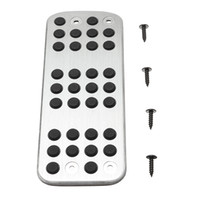 1 Set Sport Foot Rest Footrest Plates Pedals Pads Anti Slip ...