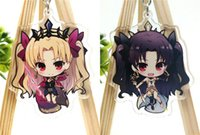 Anime Cartoon Fate Grand Order FGO Ereshkigal Acrylic Keycha...