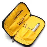 GOSO 교환 가능 21 피스 잠금 선택 세트 - 공인 GOSO 자물쇠 도구
