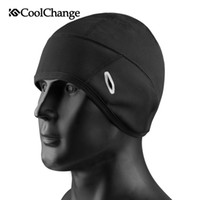 CoolChange Cycling Cap Winter Warm Outdoor Sports Bicycle Ca...