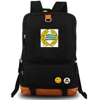 Hammarby рюкзак HIF флаг команды день пакет футбольный клуб школа сумка футбол рюкзак Рюкзак Спорт школьный рюкзак открытый рюкзак