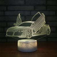 Cool 3D Led Night Light Change Novelty Table Lamp Home Decor...