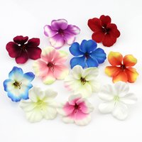 200pcs  Lot Spring Silk Orchid Artificial Flower Heads , Glad...