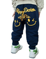 Free Shipping New 2018 Hot Sale Children cotton pants Boys G...