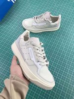 High Quality Athletic Kanye West Season 7 Sneaker Men White ...