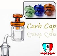컬러 유리 거품 수화물 캡 유리 물 파이프에 대한 보편적 인 유리 수화물 캡 돔, 살짝 적셔 석유 굴착, 석영 깡패 손톱