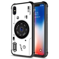 Pour Xiaomi Mi 8 6 Pro A2 6X redmi 4A Remarque 4X 5 5A Y1 Lite Case Protection anti-choc Cas n ° 2 en 1 Combo hybride Armure Case téléphone portable couverture
