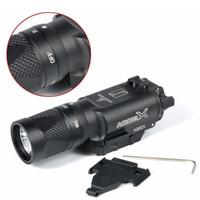 Tactical X300 Series X300V Latarka LED Night Vision Gun Light G Blokada 17 18 18C Pistolet Fit 20mm Picatinny Rail