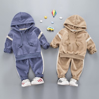 Children' s Clothing Sets Baby Hoodies + Pants Girls Boy...