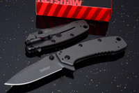 Kershaw Cryo II Assisted Opening Folding blade Knife Gray 15...