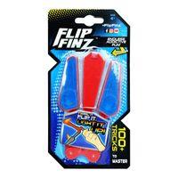 LED Flip Finz Giocattoli di rilievo Flip Finz Legger di stress Light Up Farfalla Flipper Finger Hand EDC Giocattoli Training Focus Spin DHL gratis
