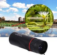 30x25 HD Monocular Monocular Low Night Vision À Prova D 'Água Mini Portátil Foco Telescópio Zoomable 10x Escopo Para Caça Viagem LLFA