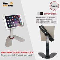 Universal Security Kiosk Locking Holder and Anti- Theft deskt...