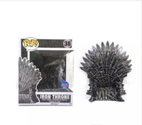 Funko Pop Game Of Thrones - Iron Throne Vinyl Figure With Bo...