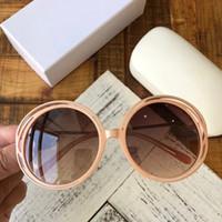 Los nuevos hombres de la moda 3614 gafas de sol de las gafas de sol para hombre simples mujeres populares gafas de sol al aire libre de la protección de verano UV400 gafas al por mayor con el caso